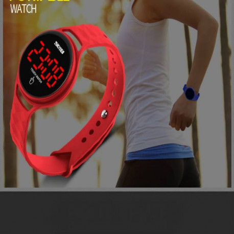 reloj touch para mujer